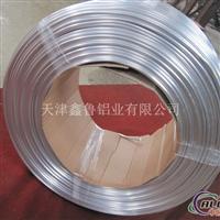 天津铝管厂盘管大口径厚壁铝管