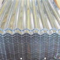 山东压型铝板铝瓦氟碳喷涂铝板
