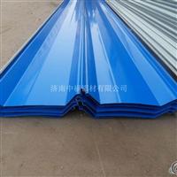 铝瓦压型铝板750型瓦楞铝板