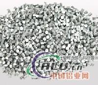 生產供應脫氧鋁粒、鋁粒填充料