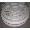 Motor cover casting iron