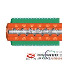 高速押出机吹塑机螺杆价格 金鑫价格最优.质量最好