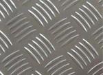 6061五条静花纹铝板_一条筋铝板