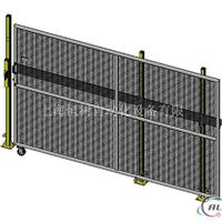 恒树 铝型材安全围栏