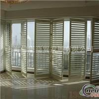 百叶窗批发、椴木百叶窗、实木百叶门、移门 、折叠门