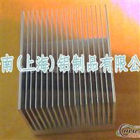 插片式铝合金散热器定做