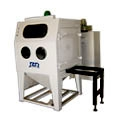 铝设备表面处理设备-喷砂机