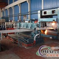 铸轧机方便快捷低耗铸轧机组