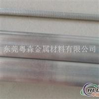 6063直紋拉花鋁棒 齒深0.25mm棒