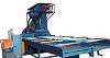 Aluminium extrusion profile Shot Blasting Machine