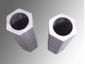 2024合金鋁管 拋光六角鋁管