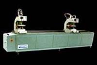 PVC型材二位焊接机