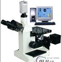 4XC三目倒置式金相显微镜