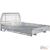 电动平板车轻量化铝合金货箱