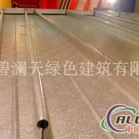 氟碳涂层铝镁锰锤纹板