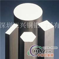 6063铝镁硅合金,6351铝棒批发