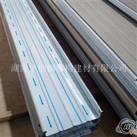 yx65400铝镁锰金属屋面板