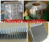 aluminium clad strip for car radiator