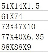 2A12、LY12、T4、高度度铝合金角铝