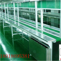 铝型材输送线铝材非标设备流水线