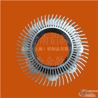 铝合金散热器 360度弧形散热器