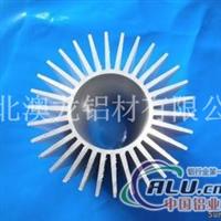 工业散热器铝型材