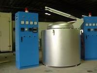 坩埚熔化炉、熔铝保温炉