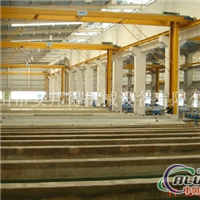 铝型材氧化生产线