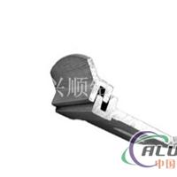 专业生产大理石挂件铝型材3