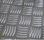 指针型,大小五条筋花纹铝板