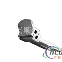 专业生产大理石挂件铝型材4