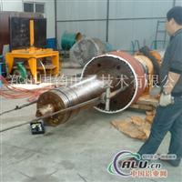 供應大型工件過盈裝配拆卸感應加熱設備