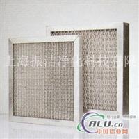 金属网过滤器(耐酸碱铝合金