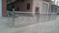 专业生产铝合金护栏