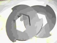 氧化铝破碎机刀片