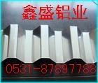 电厂烟道脱硫铝板,防腐保温瓦楞铝板