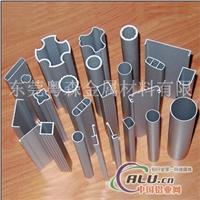 异型铝管 耐腐性铝管 无缝铝管