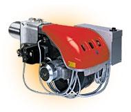 利雅路RLS130双燃烧器