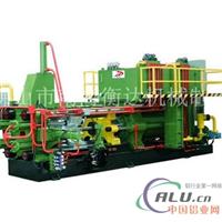 铝型材挤压机HD600T型挤压机