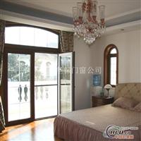 铝包木门窗,铝木复合窗
