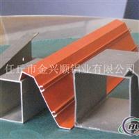 专业生产百叶窗型材。6