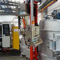 供應集中熔化爐專用在線除氣設備