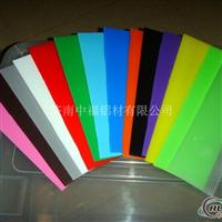 彩涂铝板的生产工艺辊涂彩色板