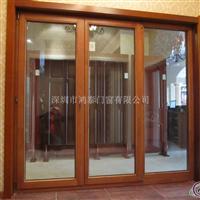 铝包木门窗品牌_别墅铝木门窗