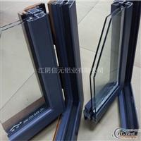 江阴铝木复合门窗型材