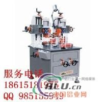 天津铝型材设备开齿机穿条机
