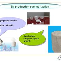 5N高纯纳米氧化铝