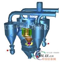 铝粉专用高效涡旋分选机免洗可调节细度