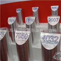 2A80铝合金棒的硬度