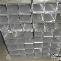 浙江6063铝方管大口径铝方管